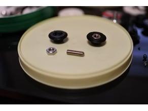 Replicator2X side panel stopper