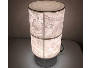 Lithophane Photo Lamp