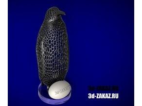 Penguin Voronoi, remix