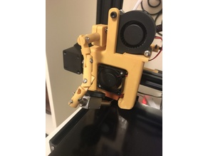 Machinist's test indicator holder for Petsfang