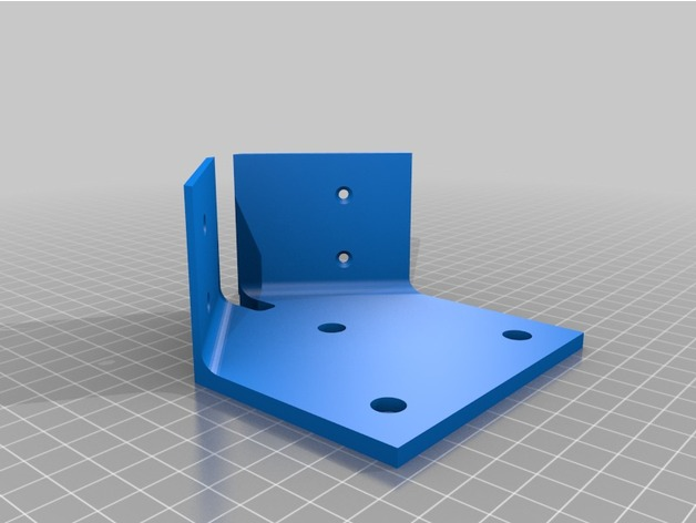 Microlab fc861 Front Speaker wall mount for corner by mcsultan