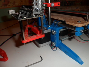 Sanguinololu Mount for PrintrBot