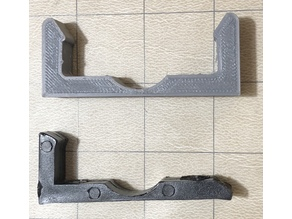 Cart handle latch