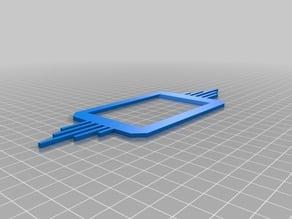 Anycubic i3 Mega Displayframe