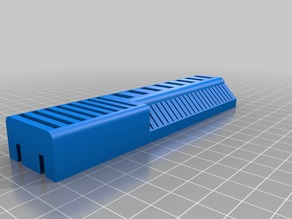 Larger USB stick and SD card holder