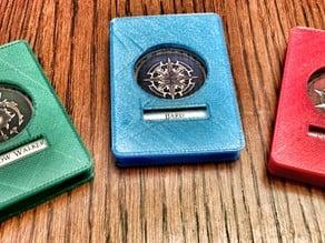 Descent Card Box