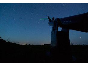 Telescope Laser Pointer