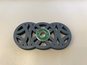 Circles Airy Spinner