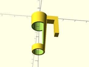 Dropper holder