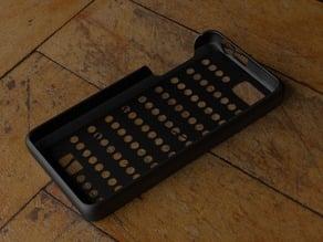 Fairphone Case #2: Grid Holes Cutout