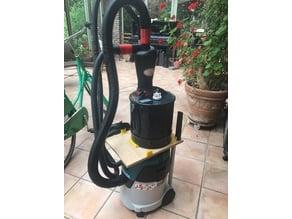 Cyclone rack for Makita VC2512L vacuum cleaner