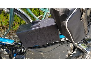 Ancheer mountain bike power box battery holder