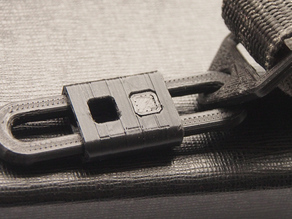 Snap In Connector (double-sided)
