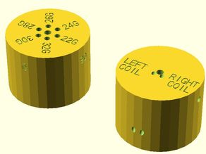 Coil Jig for different rod sizes V2