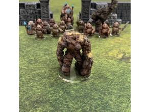 Earth Elemental (28mm/32mm scale)