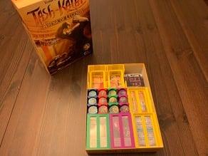 Tash-Kalar Organizer (with expansions)