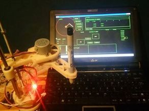 Brazo robotico SCARA multiproposito