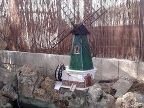 Windmill / Feeder fish