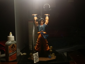 Korin Pillar for DBZ lamp