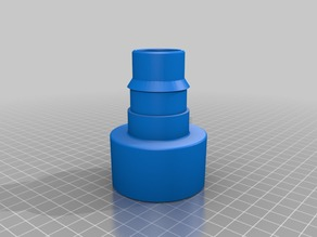 Shop-Vac Replacement Hose Adapter