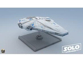 New Han Solo's Millennium Falcon for X-Wing