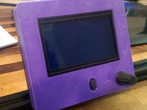 20mm V-Slot Mounting Bracket for Full Graphic Smart LCD Controller