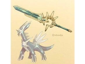 Dialga Sword