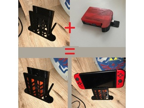 Dock for Nintendo Switch Dongle