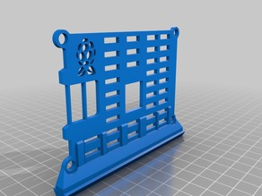 Raspberry Pi 3b Case Mount for Ender 3