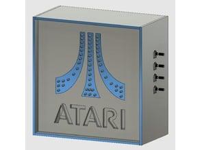 Atari Light Box (audio visualizer)