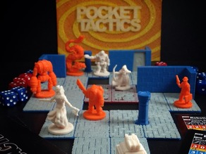 Pocket-Tactics: War of the Sundered Realms (Tile Preview)