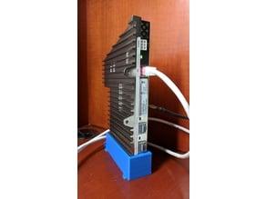 Desktop Stand for Zebra POH Power Distribution Switch
