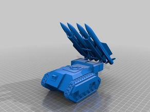 Interstellar Imperial Army - Sphinx Missile Launcher