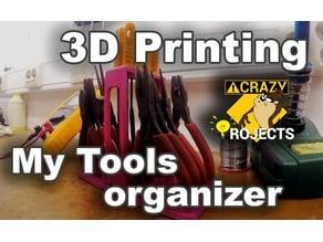 My Tool Organizer