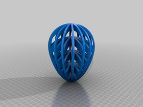 Egg decorating 3D
