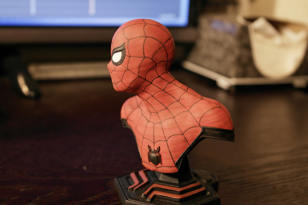 Spiderman Home Coming By Davidd26 Thingiverse