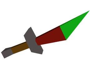 RuneScape Dragon Dagger