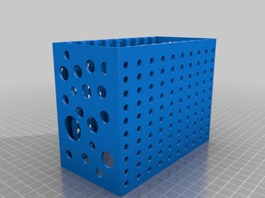 "10x 2.5"" HDD Rack Case"