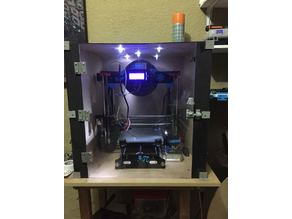 Enclosure 3D printer