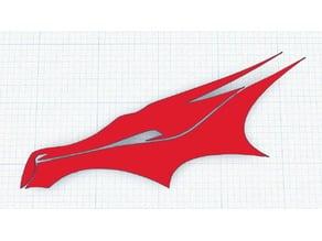 SpaceX Dragon Head Logo
