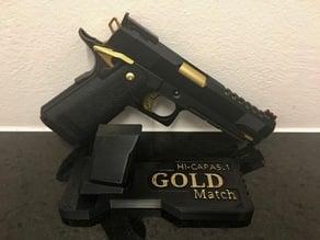 TM Hi-CAPA5.1 Gold Match Stand