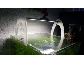 Aquarium LED Light Holder for Chihiros A361