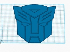 Tranformers Autobot Logo