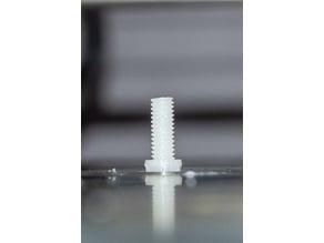 M4 x 10 mm screw