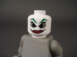 Villain Head