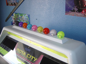 Ball Top Stand Seimitsu