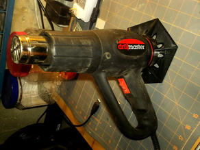 DrillMaster heat gun base / stand