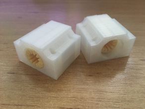 8mm Bearing/Bushing Block