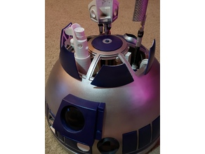 R2D2 Periscope / LifeScanner / Lightsaber Lift System