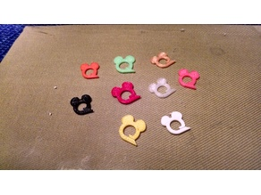 Mouse-Eared Stitch Markers